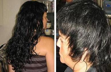 hair extensions - david tal